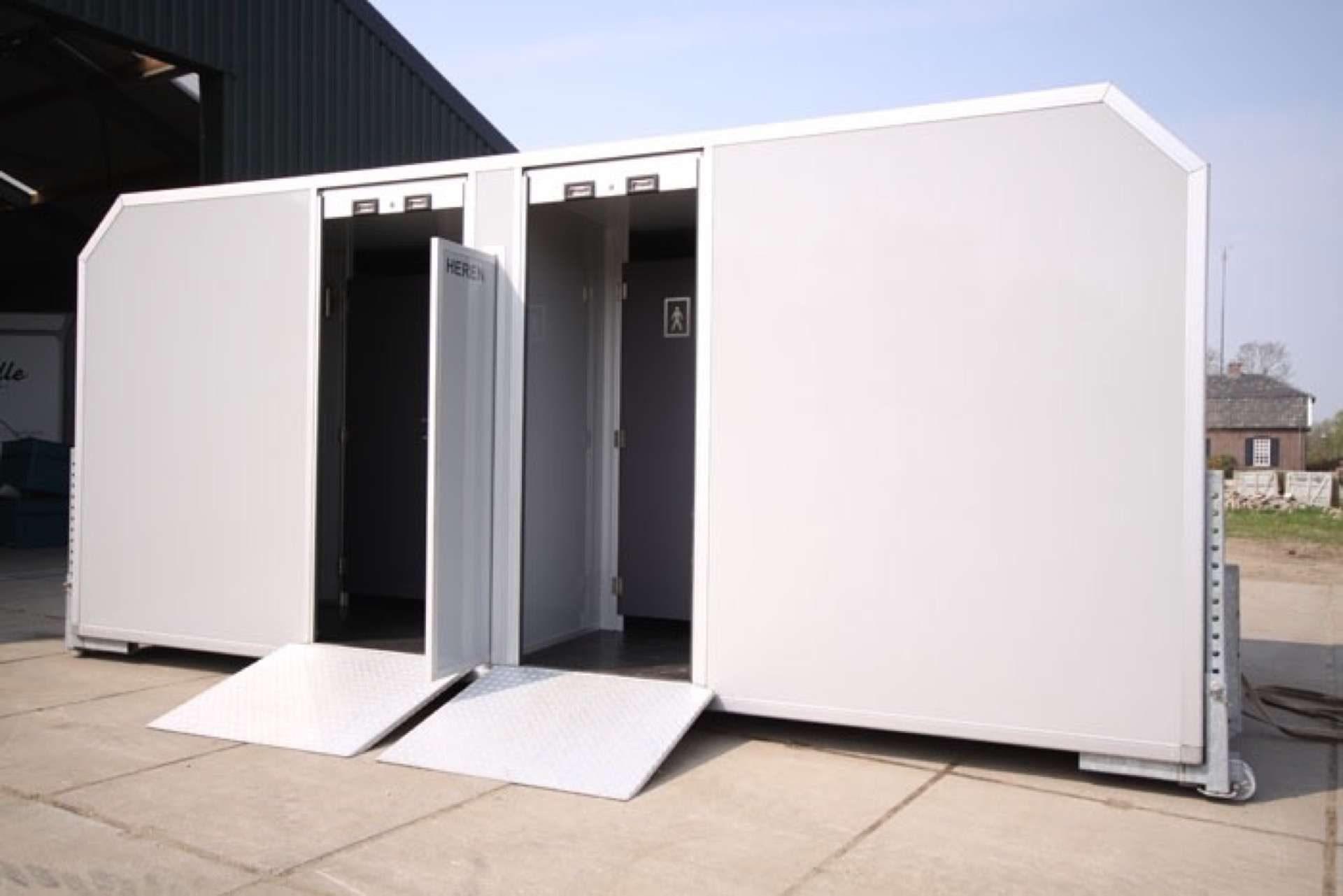 Toiletwagens - ATB - Tentenverhuur