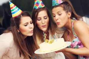 Verjaardagsfeesten